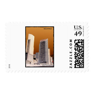 Seattle Rise Postage