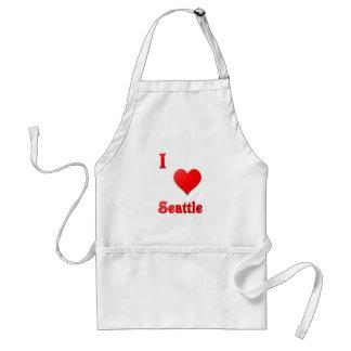 Seattle -- Rojo Delantal