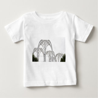 Seattle Science Center Arches Baby T-Shirt