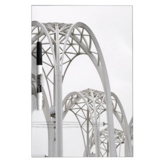 Seattle Science Center Arches Dry-Erase Boards