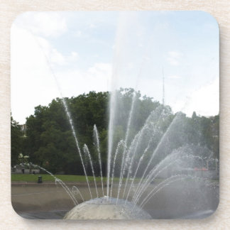Seattle Science Center Fountain Drink Coasters