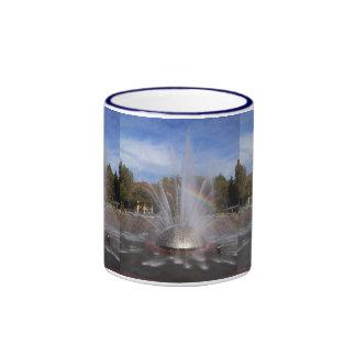 Seattle Science Center Fountain Ringer Coffee Mug