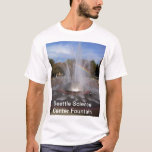 Seattle Science Center Fountain T-Shirt