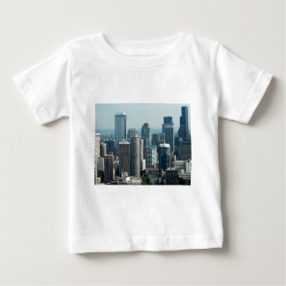 Seattle Sky Baby T-Shirt
