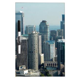 Seattle Sky Dry Erase Whiteboards