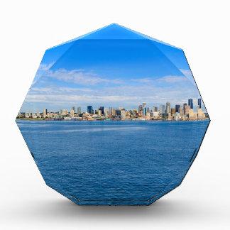 Seattle Skyline Acrylic Award