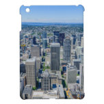 Seattle Skyline Aerial iPad Mini Cover