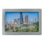 Seattle Skyline Belt Buckle