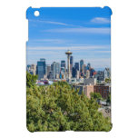 Seattle Skyline Case For The iPad Mini