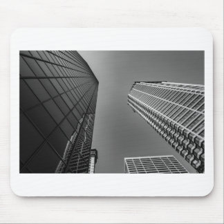 Seattle Skyscrapers Mouse Pad