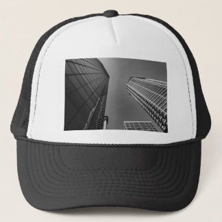 Seattle Skyscrapers Trucker Hat