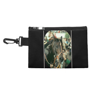 Seattle Slew Thoroughbred 1978 Accessory Bag