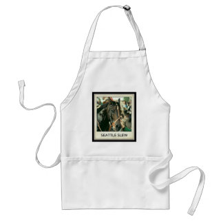 Seattle Slew Thoroughbred 1978 Adult Apron