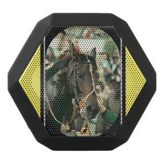 Seattle Slew Thoroughbred 1978 Black Bluetooth Speaker
