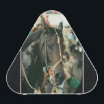 """Seattle Slew Thoroughbred 1978 Bluetooth Speaker<br><div class=""""desc"""">My Horse Racing Photo of racehorse and Triple Crown Winner Seattle Slew in the Winner&#39;s Circle after winning the Woodward Stakes at Belmont Park Race Track in New York on Sept. 30th,  1978.</div>"""