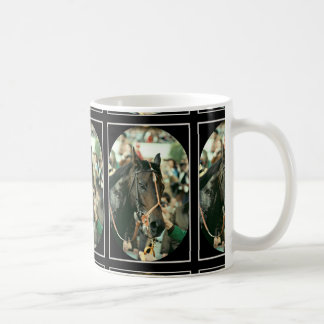 Seattle Slew Thoroughbred 1978 Coffee Mug