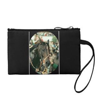 Seattle Slew Thoroughbred 1978 Coin Wallet