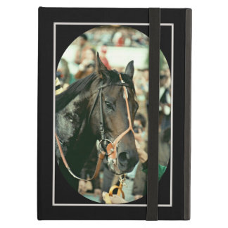 Seattle Slew Thoroughbred 1978 Cover For iPad Air