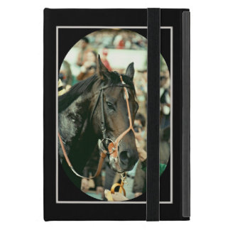 Seattle Slew Thoroughbred 1978 Cover For iPad Mini