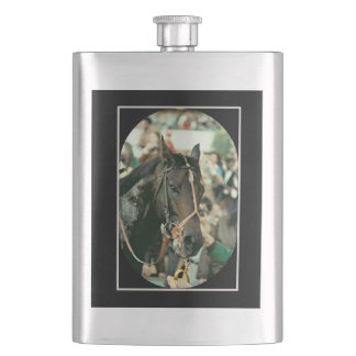 Seattle Slew Thoroughbred 1978 Flask