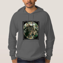 Seattle Slew Thoroughbred 1978 Hoodie