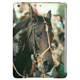 Seattle Slew Thoroughbred 1978 iPad Air Case
