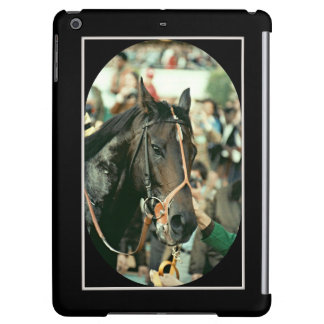 Seattle Slew Thoroughbred 1978 iPad Air Cover