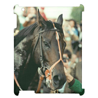 Seattle Slew Thoroughbred 1978 iPad Cases