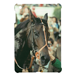 Seattle Slew Thoroughbred 1978 iPad Mini Cases