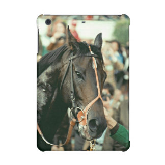 Seattle Slew Thoroughbred 1978 iPad Mini Cover