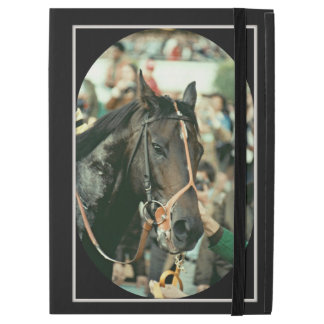 "Seattle Slew Thoroughbred 1978 iPad Pro 12.9"" Case"