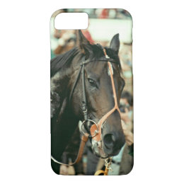 Seattle Slew Thoroughbred 1978 iPhone 8/7 Case