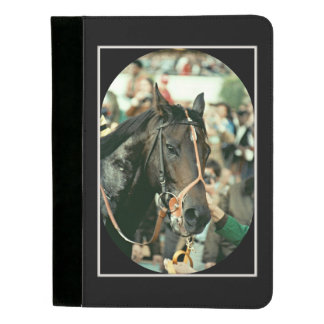 Seattle Slew Thoroughbred 1978 Padfolio