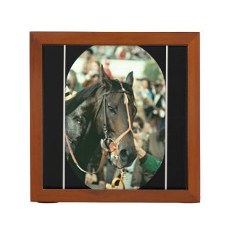 Seattle Slew Thoroughbred 1978 Pencil/Pen Holder