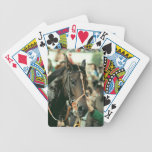 Seattle Slew Thoroughbred 1978 Bicycle Playing Cards