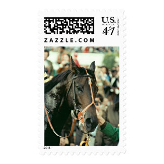Seattle Slew Thoroughbred 1978 Postage Stamp
