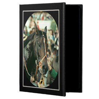 Seattle Slew Thoroughbred 1978 Powis iPad Air 2 Case