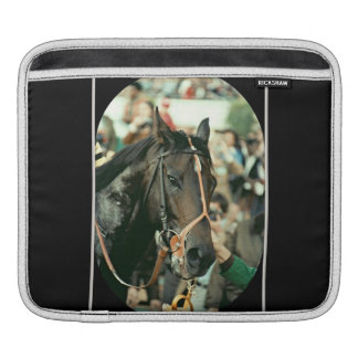 Seattle Slew Thoroughbred 1978 Sleeve For iPads