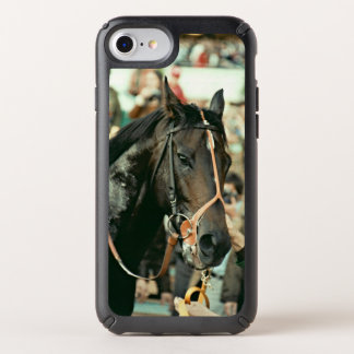 Seattle Slew Thoroughbred 1978 Speck iPhone Case