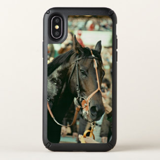 Seattle Slew Thoroughbred 1978 Speck iPhone X Case