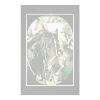 Seattle Slew Thoroughbred 1978 Stationery