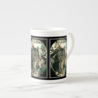 Seattle Slew Thoroughbred 1978 Tea Cup