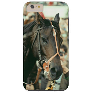 Seattle Slew Thoroughbred 1978 Tough iPhone 6 Plus Case