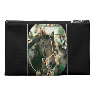 Seattle Slew Thoroughbred 1978 Travel Accessory Bag