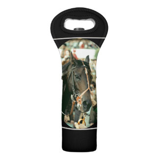 Seattle Slew Thoroughbred 1978 Wine Bags