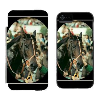 Seattle Slew Thoroughbred 1978 Incipio Watson™ iPhone 5 Wallet Case