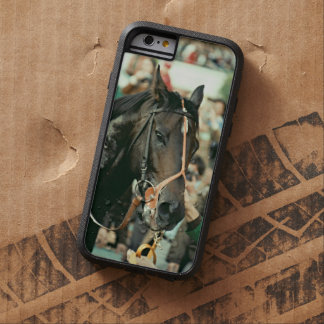 Seattle Slew Thoroughbred Racehorse 1978 Tough Xtreme iPhone 6 Case
