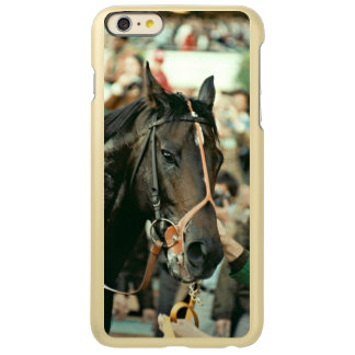 Seattle Slew Thoroughbred Racehorse 1978 Incipio Feather® Shine iPhone 6 Plus Case