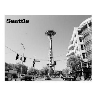 Seattle Space Needle Postcard