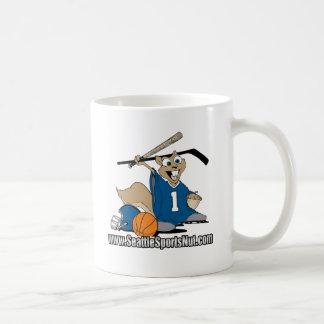 Seattle Sports Nut Coffee Mug